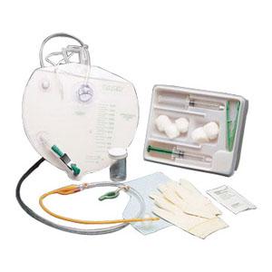 Lubricath complete foley catheter tray 16 fr 5 cc part no. 800061 (1/ea)