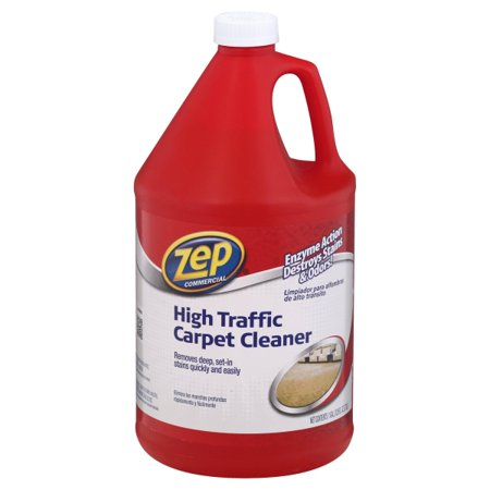 Zep Commercial High Traffic Carpet Cleaner 1 Gal