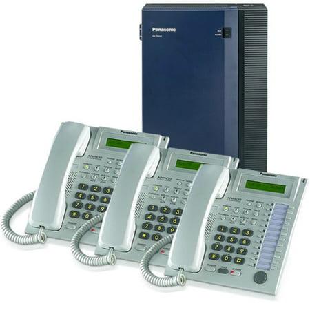 - Panasonic KX-TDA50G-7731W Hybrid IP PBX System