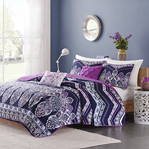Home Essence Apartment Blakely Coverlet Set by E&E Co.