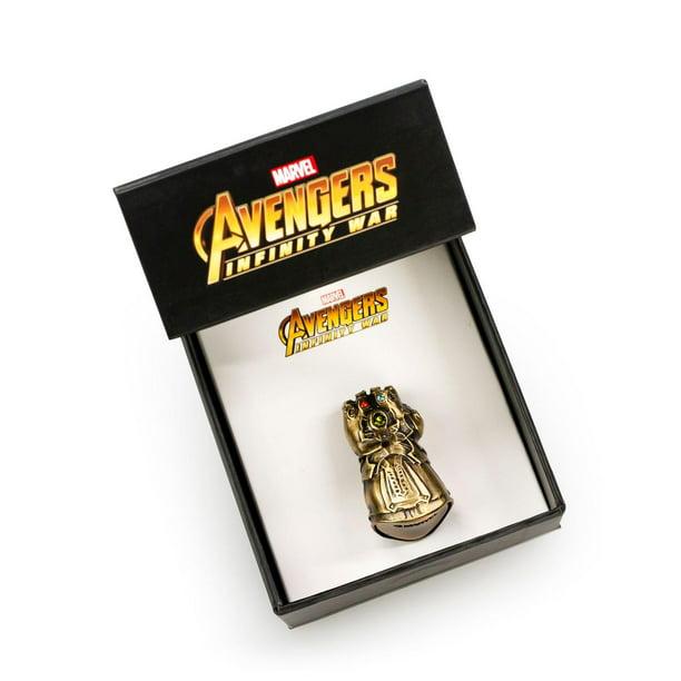 Marvel Avengers Infinity War 3d Infinity Gauntlet Pin Limited Edition Walmart Com Walmart Com