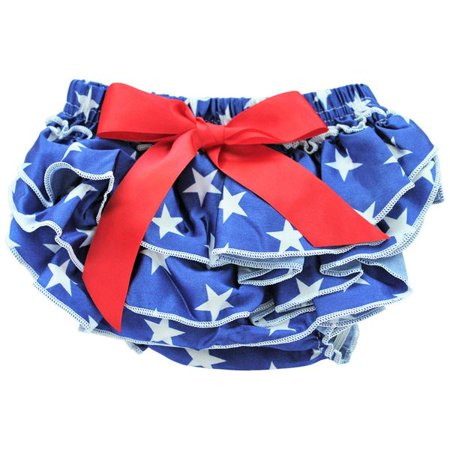 - Patriotic USA Baby Bloomer Diaper Cover