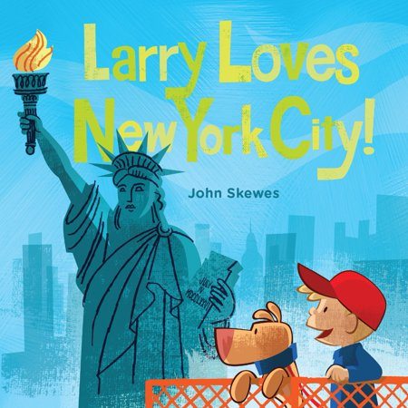 New York City Halloween Activities (Larry Loves New York City! : A Larry Gets Lost)