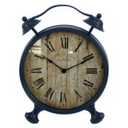 Retro Decorative Wall Clock - Set of 2