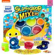 Pinkfong Baby Shark Mix'Ems Slime Kit