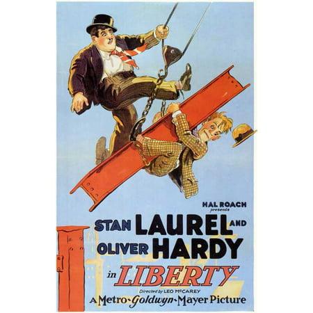 Liberty Poster Movie Mini Promo