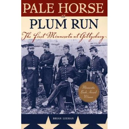 Pale Horse at Plum Run : The First Minnesota at (6-0 Powerstroke Runs Rough Until Warmed Up)