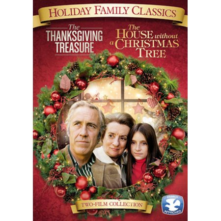 Holiday Family Classics: The Thanksgiving Treasure / The House Without A Christmas (DVD) ()