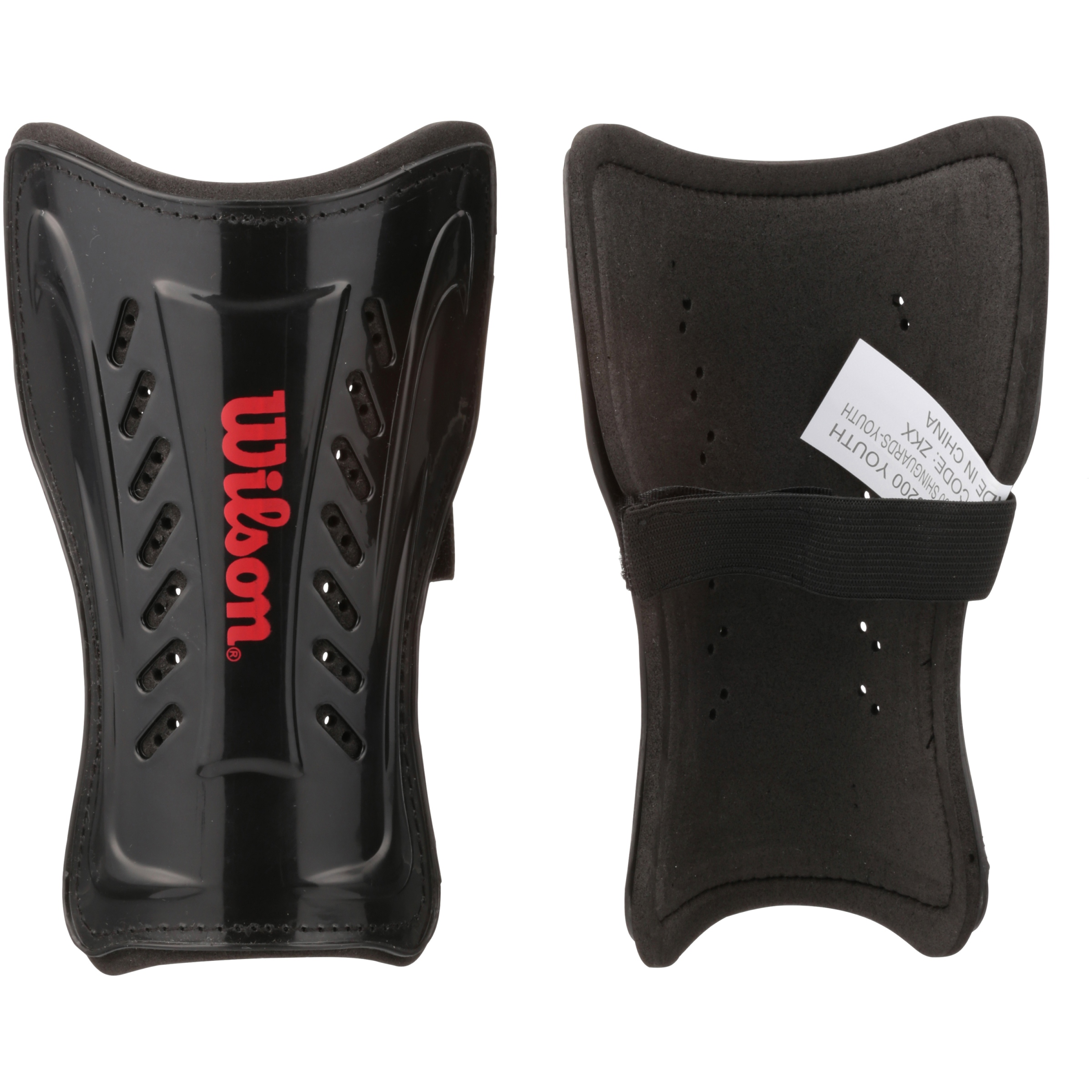 Wilson Youth WSP2000 Shin Guard by Wilson Sporting Goods Co.