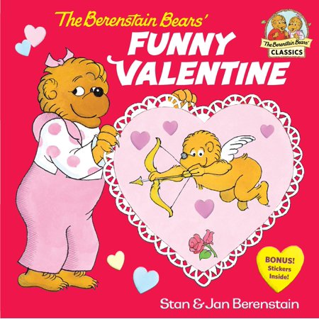 Funny Valentine Sheet Music (The Berenstain Bears' Funny Valentine )