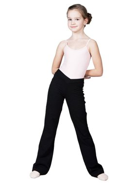 Sansha Girls Light Pink Scoop Neck Stacie Camisole Dance Leotard 8-18