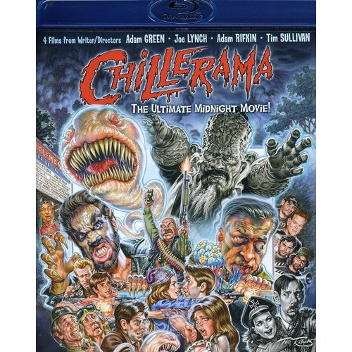 Chillerama (Unrated) (Blu-ray) (Widescreen)