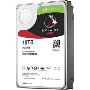 Seagate 10TB IRONWOLF SATA 7200 RPM 3.5IN 256MB - ST10000VN0004