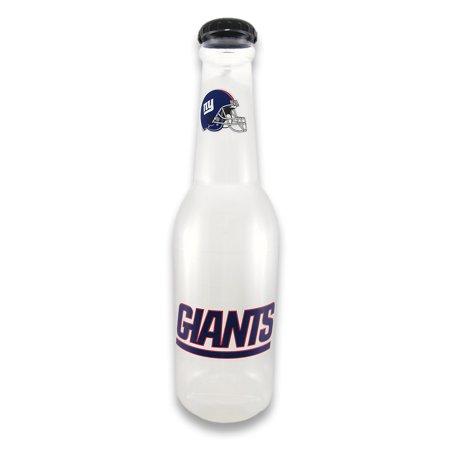 Nfl New York Giants Jumbo Bottle Coin Bank 21 In