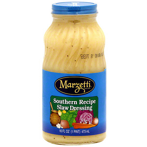 Marzetti Southern Recipe Slaw Dressing, 16 oz (Pack of 6)