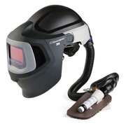 3M SPEEDGLAS 27-5702-20SW Welding Supplied Air System,Belt-Mount