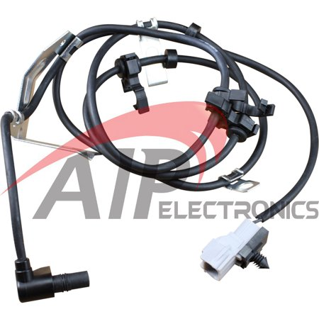 AIP Electronics Compatible Brand New Front Left Anti-Lock Brake Sensor Replacement For Dodge 1500 2500 and 3500 Pickup Oem Fit ABS36