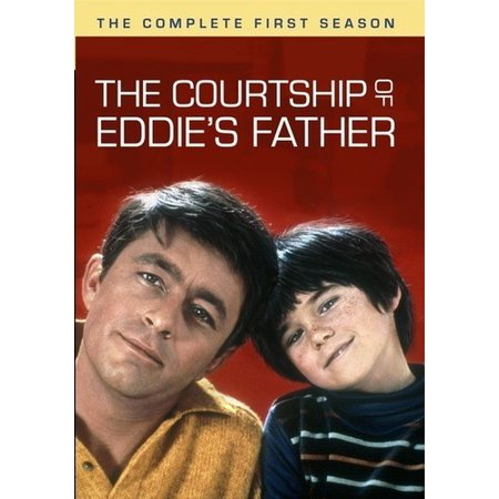 The Courtship of Eddie's Father: The First Season (DVD) (Baby Daddy Season 3 Halloween Special)