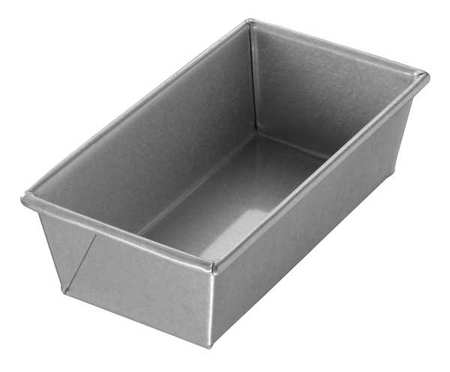 CHICAGO METALLIC 40421 Bread Pan, Single, Plain, 8-1 2x4-1 2 by Chicago Metallic