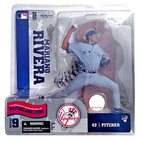 Free Baseball Pick (McFarlane MLB Sports Picks Series 9 Mariano Rivera Action Figure [Gray Jersey] )
