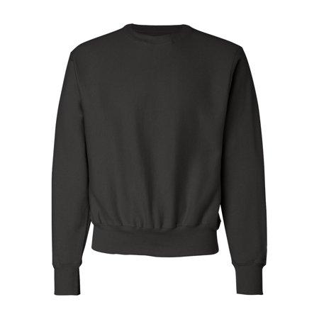 Champion Fleece Reverse Weave Crewneck Sweatshirt (Champion Classic Reverse Weave Crewneck Sweatshirt Pink)