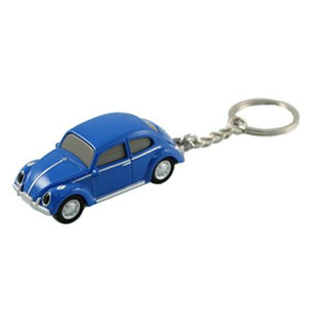 VW Volkswagen Classic Beetle Light Keychain ()