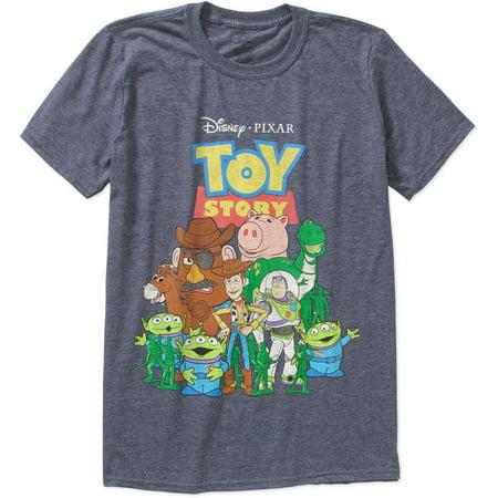 Toy Story Men's Graphic Tee - Toy Story Alien Onesie