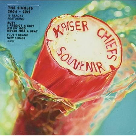 Kaiser Chiefs - Souvenir: Singles 2004-2012 [CD]