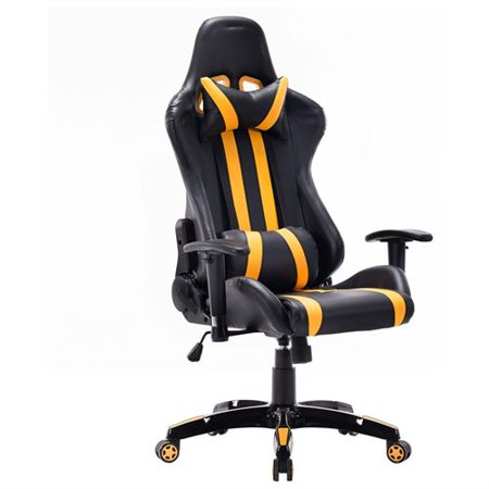 - Racing Style High Back Reclining Gaming Chair Office Furniture Desk Seat