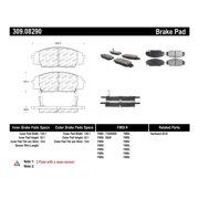 StopTech 309.08290 StopTech Sport Brake Pads;