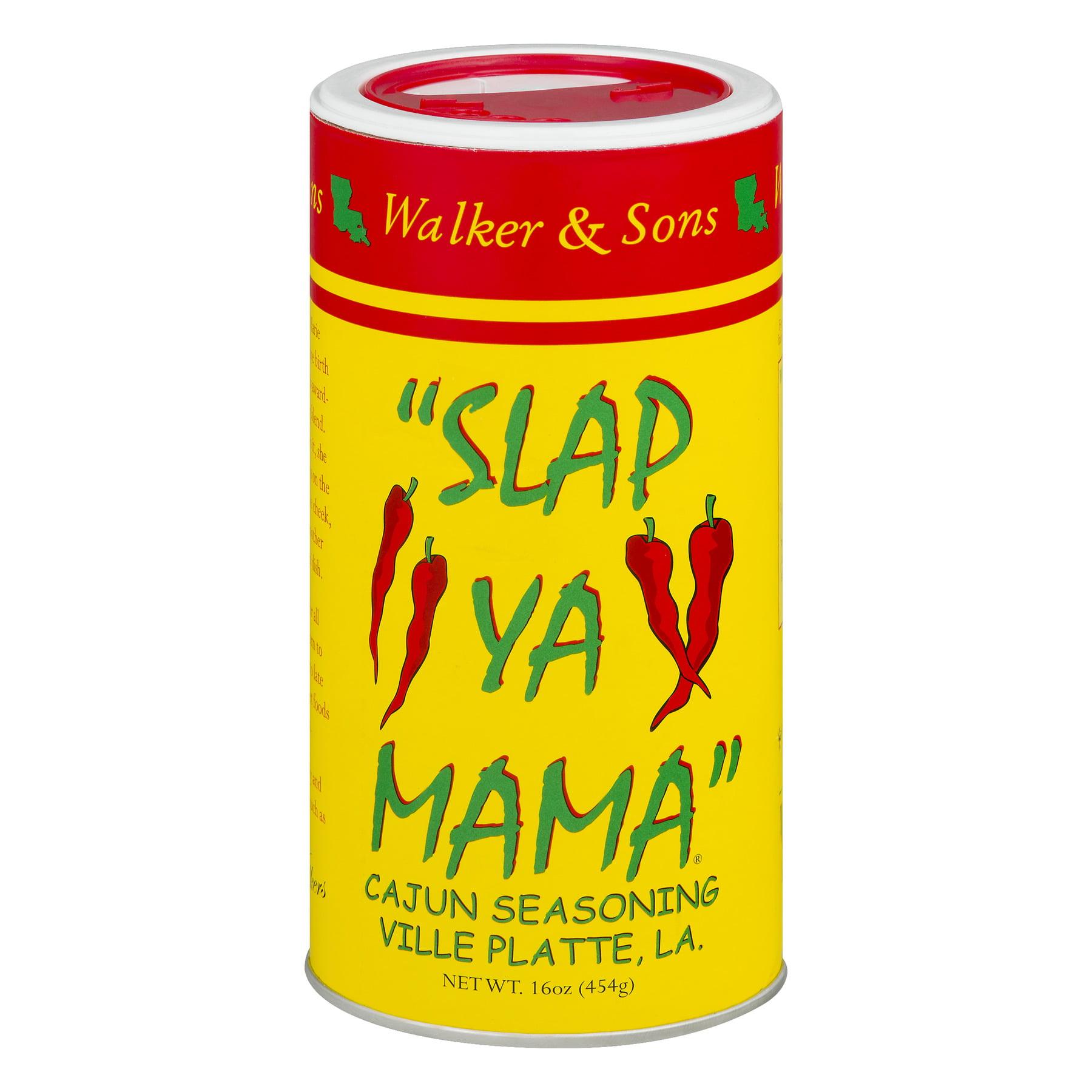"""""""Slap Ya Mama"""" Cajun Seasoning, 16.0 OZ"""