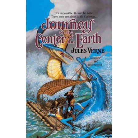 Journey to the Center of the Earth (Journey To The Center Of The Earth Author)
