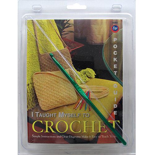 Boye Teach Yourself to Crochet Pocket Guide
