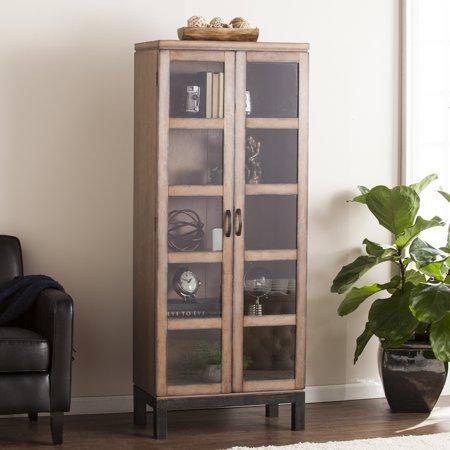 Harper Blvd Calera Curio Storage Display Cabinet