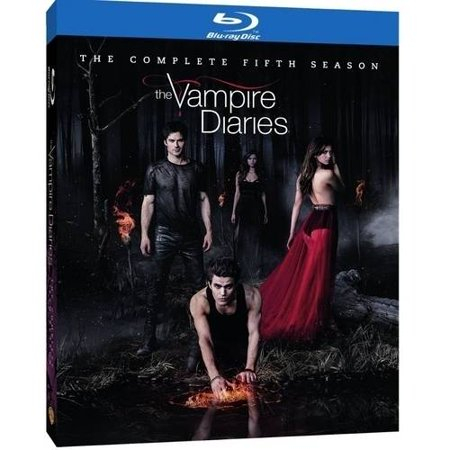 The Vampire Diaries  The Complete Fifth Season  Blu Ray   Widescreen