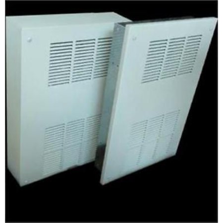 Turbonics Toester T13-WM-AS Wall Mounted Hydronic Fan Coils (Baseboard Hydronic Fin Tube)