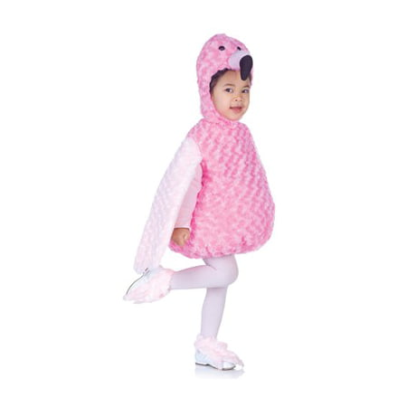 Pink Flamingo Toddler Costume - Costume Flamingo
