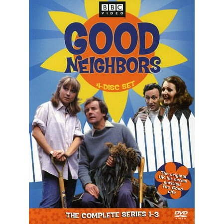 Good Neighbors: Complete Series 1-3 (DVD)