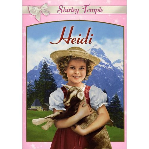 The Shirley Temple Collection: Heidi, Vol. 1 (Colorized) (Full Frame)