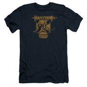 Masters Of The Universe Hero Of Eternia Mens Slim Fit Shirt