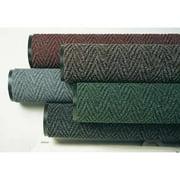 NOTRAX 118S0036BD Carpeted Runner, Burgundy, 3 x 6 ft.