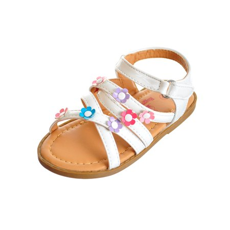 Rugged Bear Girls' Sandals (Sizes 5 - 11) - Girls Size 13 Sandals