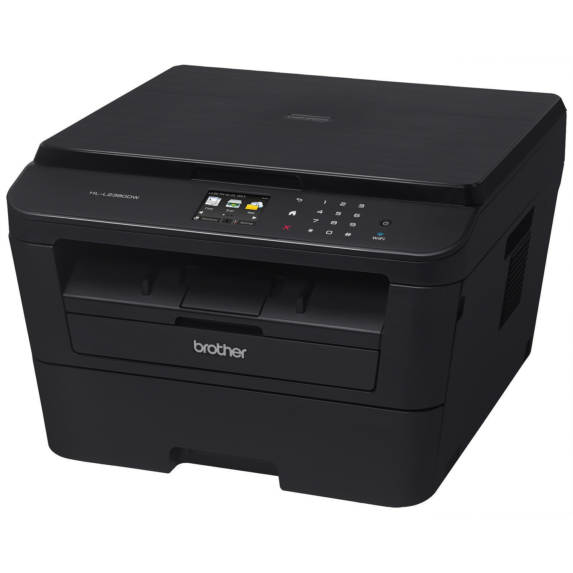 Brother HL-L2380DW Laser Multi-Function Printer/Copier/Scanner