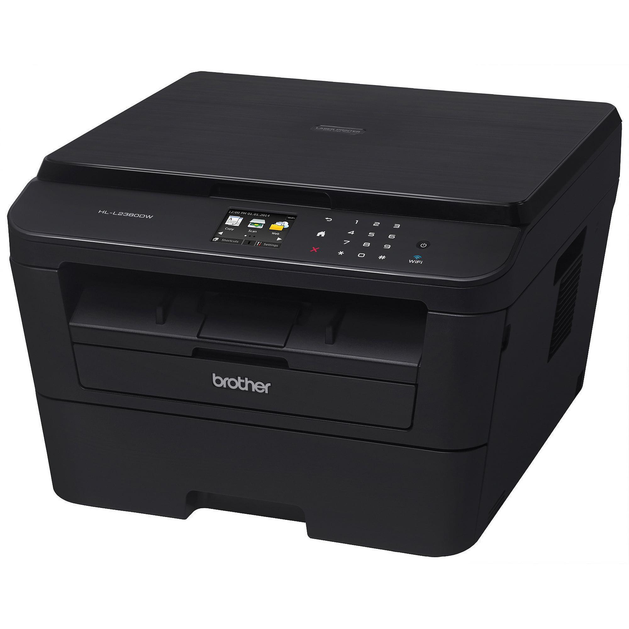 Brother HL-L2380DW Laser Multi-Function Printer/Copier/Scanner