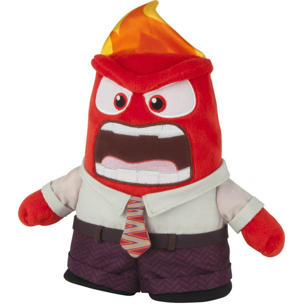 Inside Out Talking Plush Anger Walmart Com Walmart Com