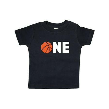 One- basketball first birthday Baby