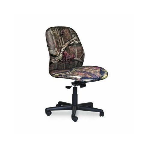 Marvel Allegra Management Chair with Mossy Oak Fabric, Swivel Tilt MVLWCMGSFMOBU
