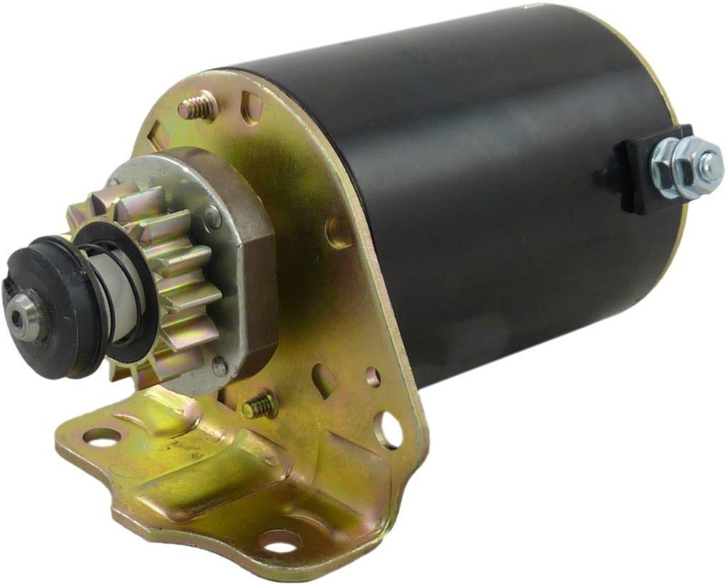 NEW STARTER//SOLENOID KIT FOR John Deere L100 L105 L107 Briggs /& Stratton