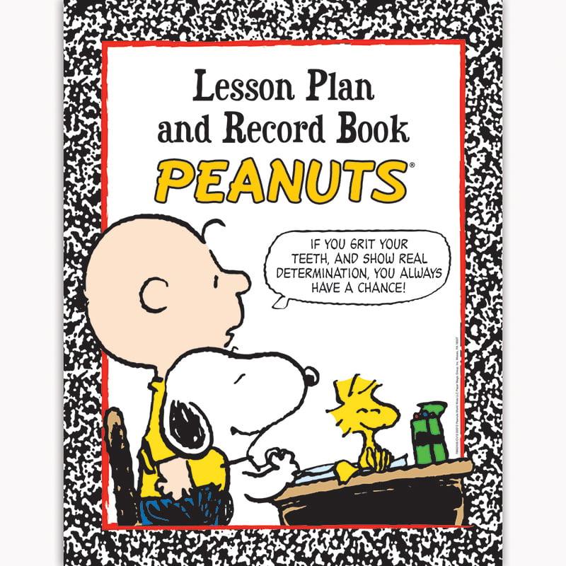 (2 Ea) Peanuts Lesson Plan & Record - image 1 de 1