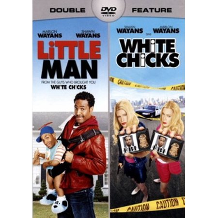 Little Man / White Chicks (DVD) (The Best Chick Flicks Of All Time)